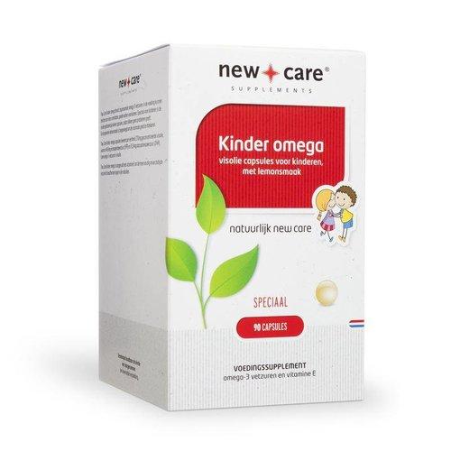 New Care New Care Kinder omega (90ca)