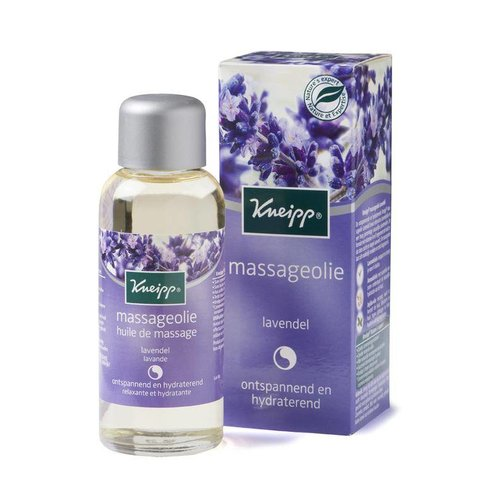 Kneipp Kneipp Massageolie Lavendel (100ml)