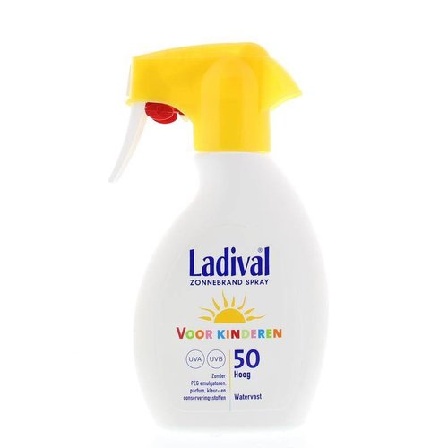 Ladival Ladival Spray kind SPF 50+ (200ml)
