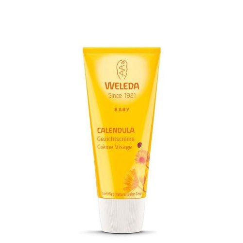 Weleda Weleda Calendula baby gezichtscreme (50ml)