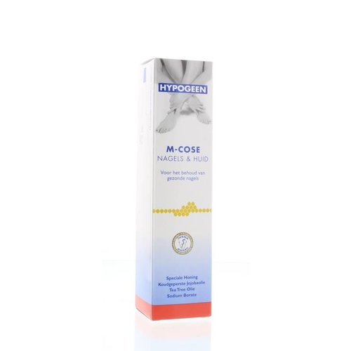 Hypogeen Hypogeen M Cose nagels en huid (100g)