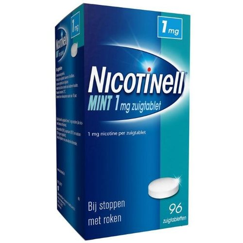 Nicotinell Nicotinell Mint 1 mg (96zt)