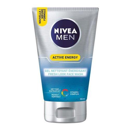 Nivea Nivea Men face wash active energy (100ml)