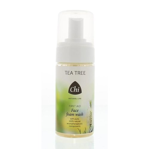 CHI CHI Tea tree face wash foam (115ml)