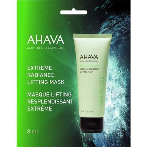 Ahava Ahava Extreme radiance lifting mask (75ml)