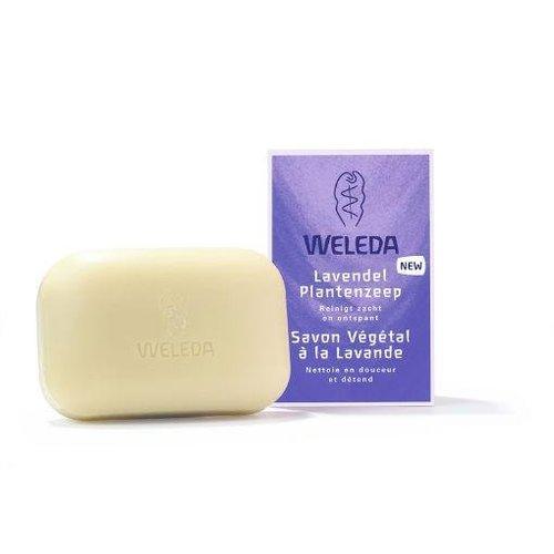 Weleda Weleda Lavendel plantenzeep (100g)