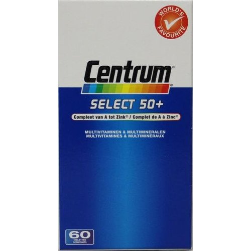Centrum Centrum Select 50+ advanced (60tb)