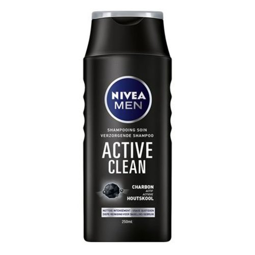 Nivea Nivea Men shampoo active clean (250ml)