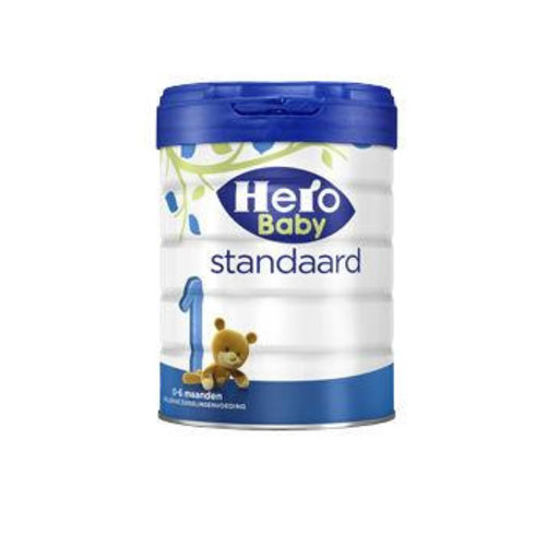 Hero Hero 1 Nutrasense standaard 0-6 maanden (800g)