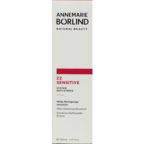 Borlind Borlind ZZ Sensitive reinigingsemulsie (150ml)
