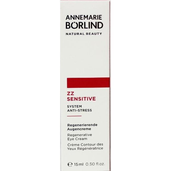 ZZ Sensitive herstellende oogcreme (15ml)