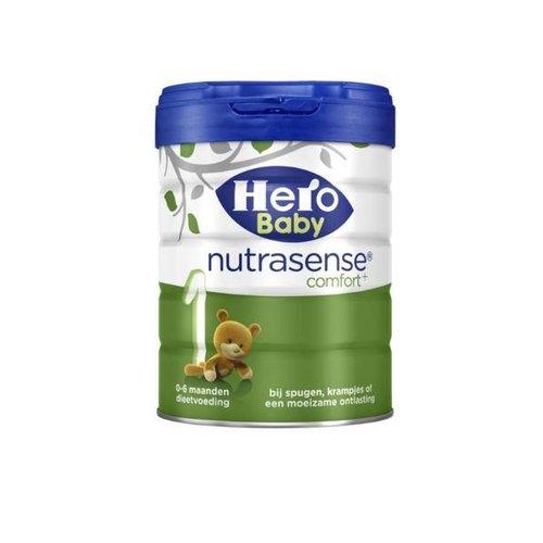 Hero Hero Baby nutrasense comfort+ 1 0 - 6 maanden (700g)
