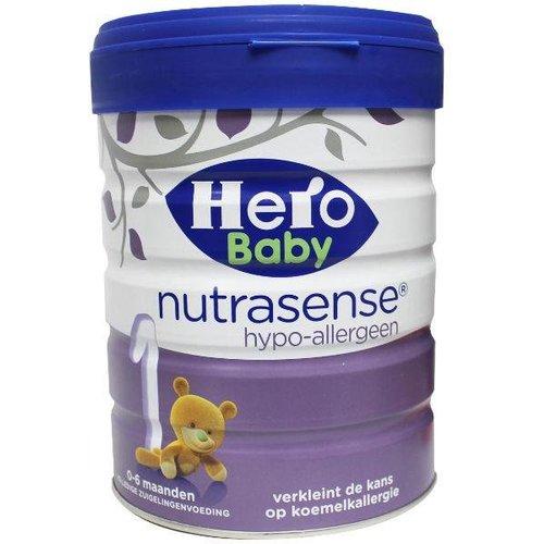 Hero Hero 1 Nutrasense HA 0 - 6 maanden (700g)