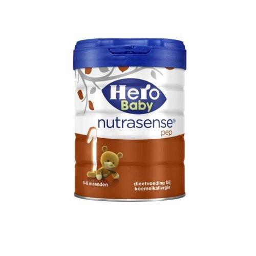 Hero Hero 1 Nutrasense pep 0 - 6 maanden (700g)