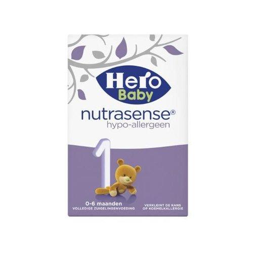 Hero Hero Baby nutrasense hypoallergeen 1 (180g)