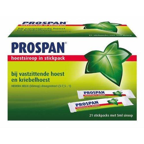 Prospan Prospan Hedera helix stickpack 5 ml (21x5ml)