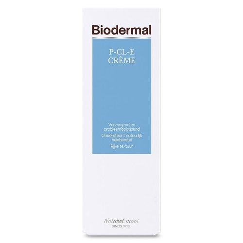 Biodermal Biodermal P CL E creme (100ml)