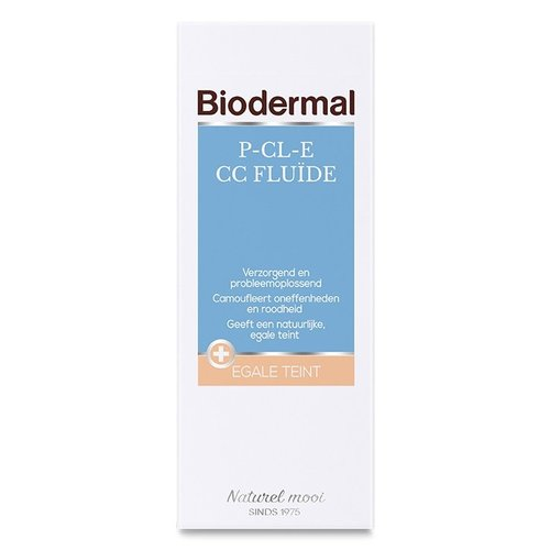 Biodermal Biodermal P CL E CC fluid getint (50ml)