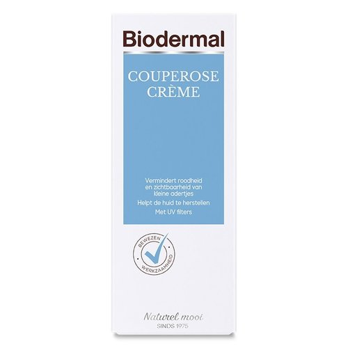 Biodermal Biodermal Couperose creme (30ml)