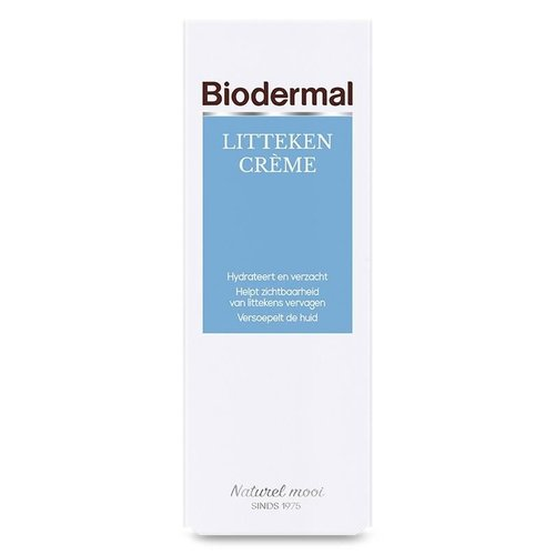 Biodermal Biodermal Littekencreme (25ml)