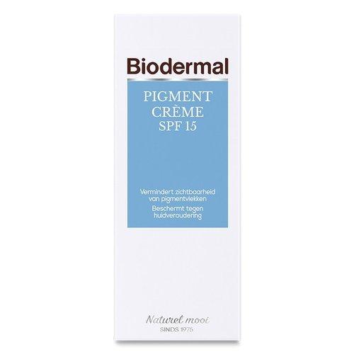 Biodermal Biodermal Pigmentcreme SPF15 (50ml)
