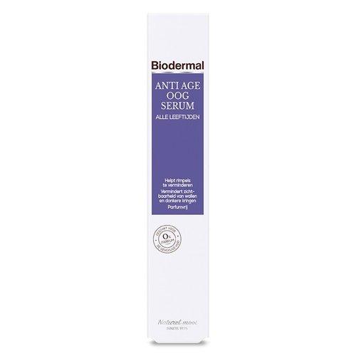 Biodermal Biodermal Oogserum anti age (15ml)
