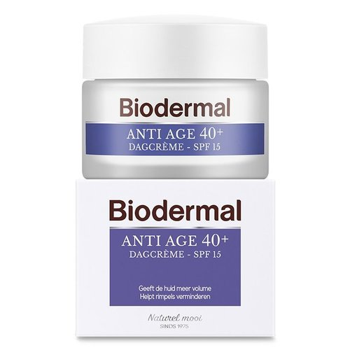 Biodermal Biodermal Dagcreme anti age 40+ (50ml)
