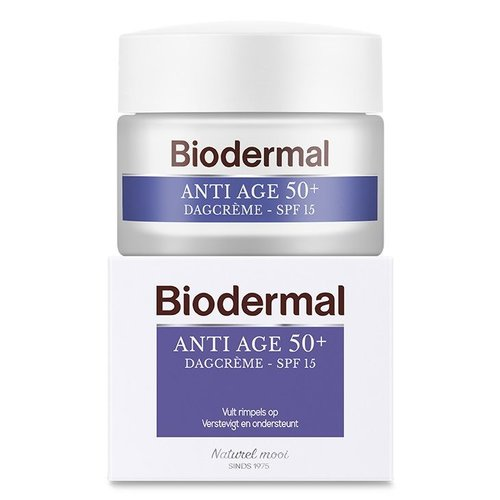 Biodermal Biodermal Dagcreme anti age 50+ (50ml)