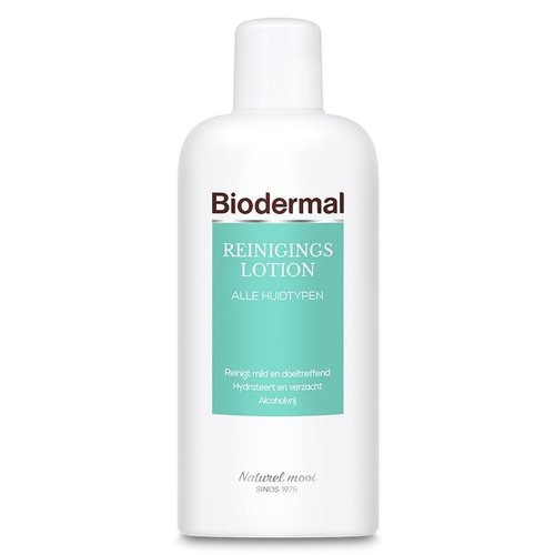 Biodermal Biodermal Reinigingslotion (200ml)