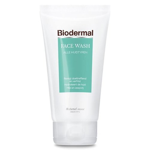 Biodermal Biodermal Face wash (150ml)