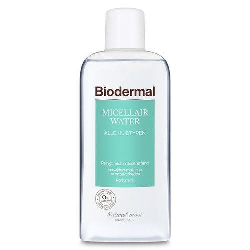 Biodermal Biodermal Micellair water alle huidtypen (200ml)