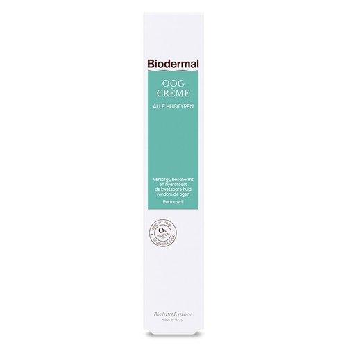 Biodermal Biodermal Oogcreme (15ml)