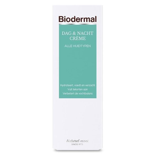 Biodermal Biodermal Dag en nachtcreme (100ml)