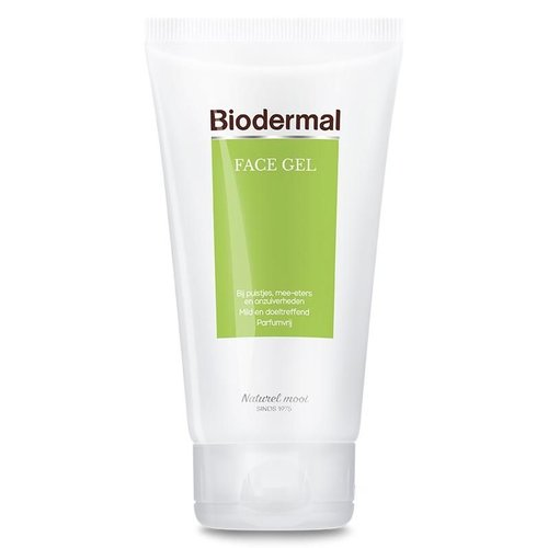 Biodermal Biodermal Face gel diepreinigend (150ml)