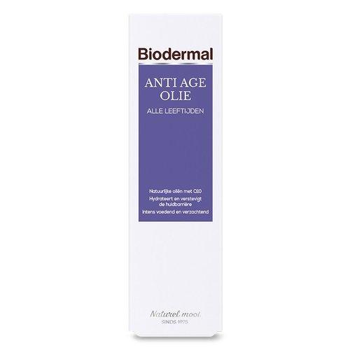 Biodermal Biodermal Gezichtsolie anti age (30ml)
