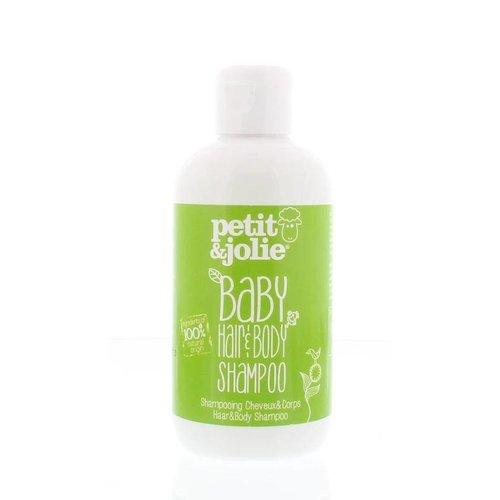Petit & Jolie Petit & Jolie Baby shampoo hair & body (200ml)