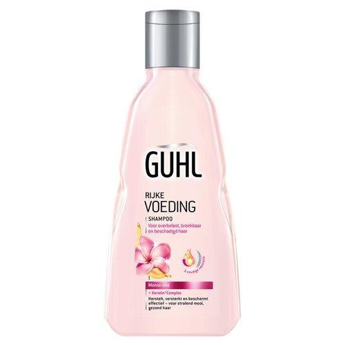 Guhl Guhl Shampoo rijke voeding (250ml)