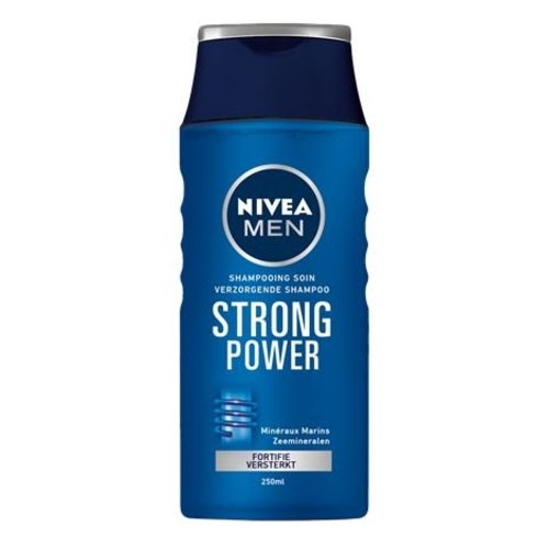 Nivea Nivea Men shampoo strong power (250ml)