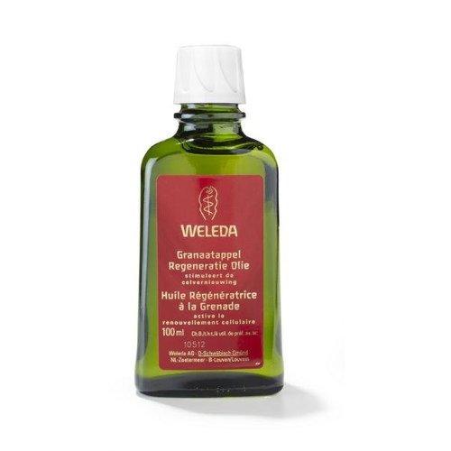Weleda Weleda Granaatappel regeneratie olie (100ml)