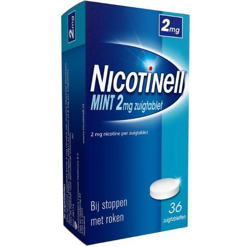 Nicotinell Nicotinell Mint 2 mg (36zt)
