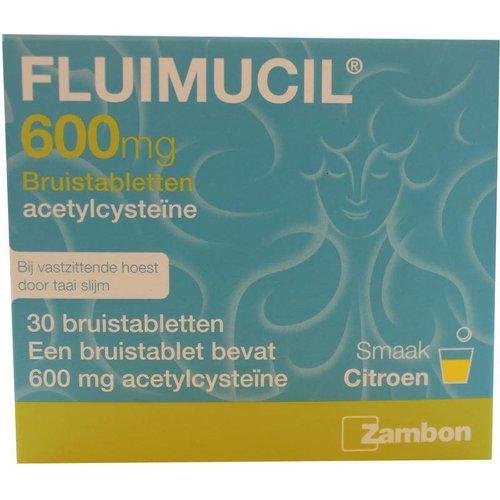 Fluimucil Fluimucil Fluimucil 600 mg (30brt)