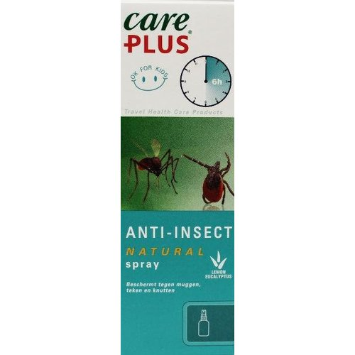 Care Plus Anti insect natural spray (60ml)