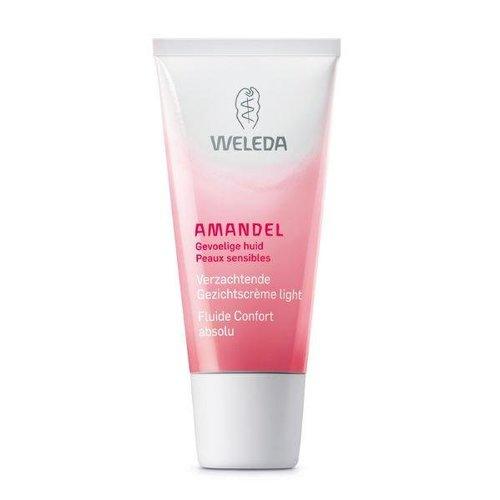 Weleda Weleda Amandel verzachtende creme light (30ml)