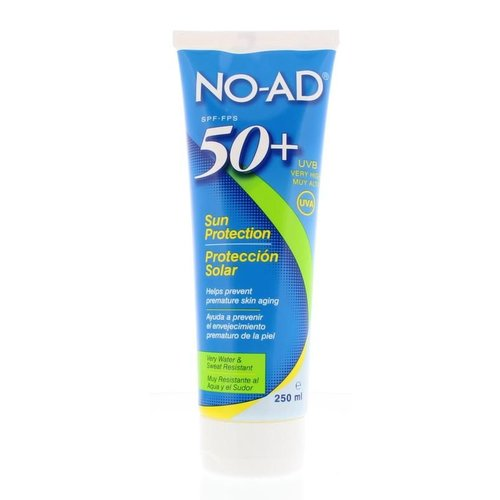 Noad Noad Zonnebrand lotion sun tan SPF 50 (250ml)