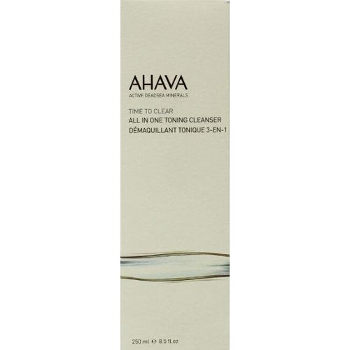 Ahava Ahava All in one toning cleanser (250ml)