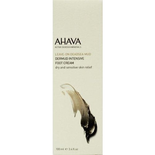 Ahava Ahava Dermud intensive foot cream (100ml)
