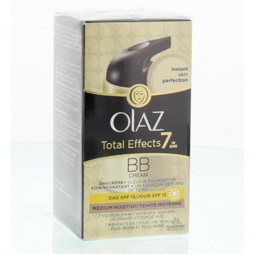 Olaz Olaz Total effects BB cream dagcreme medium tint (50ml)
