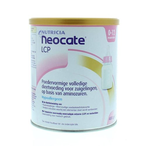 Neocate Neocate Dieetvoeding LCP 561336 (400g)