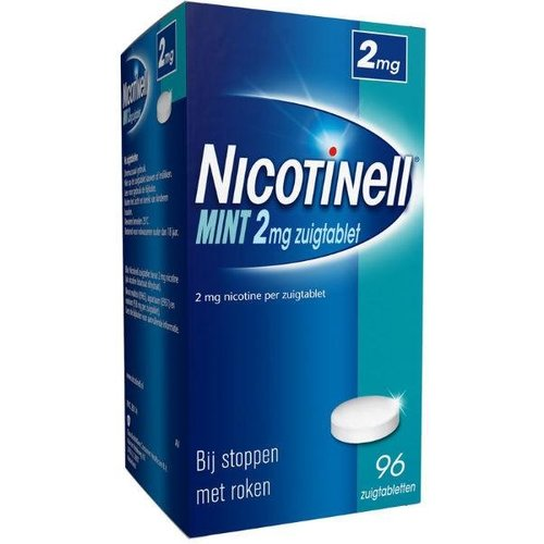 Nicotinell Nicotinell Mint 2 mg (96zt)