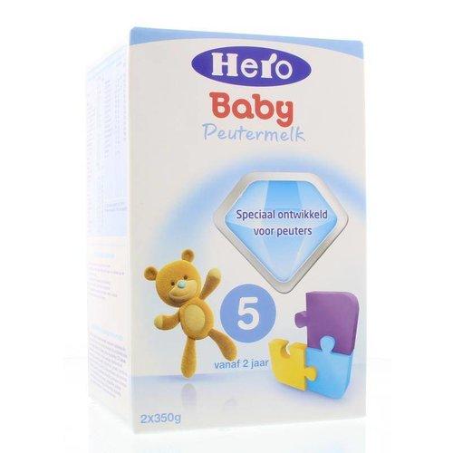 Hero Hero Hero 5 Peuter groeimelk 2+ (700g)